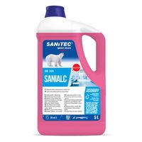 Sanialc - Detergent alcoolic cu uscare rapidă 5 kg