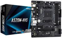 MB AM4 ASRock A520M-HVS  mATX