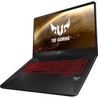 ASUS FX705GD (Core i5-8300H 8Gb 512Gb GeForce GTX 1050 4Gb), Black