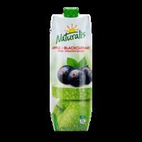 Naturalis нектар черная смородина - яблоко 1 L