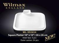 Блюдо WILMAX WL-992654 (квадратное 26 x 26 см)