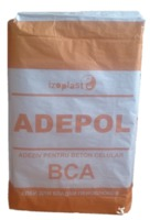 Клей ADEPOL для пеноблоков и пенобетона (BCA), 30 кг