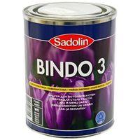 Sadolin Краска Bindo 3 BW 1л