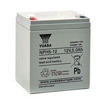 Yuasa NPH5-12 -TW, Battery 12V 5AH