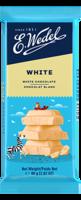 Wedel Шоколад белый 80g