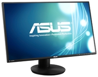 """27.0"""" ASUS """"VN279QLB"""", Black (A-MVA, 1920x1080, 5ms, 300cd, LED100M:1, HDMI, DP, HAS, Pivot, 2x2W) (27.0"""" A-MVA+ LED backlight, 1920x1080, 0.311mm, 5ms, DC100000000:1 (5000:1), 300cd/m2, 178°/178°, H:30-80kHz, V:56-76Hz, D-Sub, HDMI/MHL,  DisplayPort, 2xUSB3.0 HUB, HAS(110mm), Pivot, Speakers 2x2W )"""