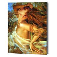 Страсть, 40x50 см, aлмазная мозаика