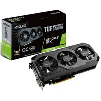 ASUS GTX1660 SUPER TUF Gaming X3, 6GB GDDR6 192Bit 1530/14002Mhz