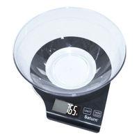 Весы кухонные Saturn ST-KS7803, Black