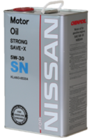 Chempioil Nissan Strong SAE API SN 5W-30 4L