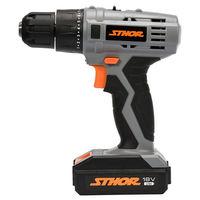 Шуруповёрт STHOR 78972 (2 аккумулятора 18 V)