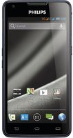 Philips Xenium W6610 Dual Sim (Navy Black)