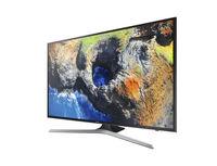 TV LED Samsung UE43MU6100UX, Black