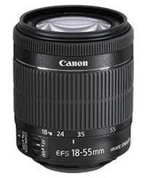 Zoom Lens Canon EF-S 18-55mm f/3.5-5.6 IS STM