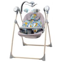 Baby Mix LCP-SW102RC DIN Gray