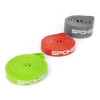 Набор из 3х силовых лент Spokey Power Set of 3 Resistance Bands, 928949