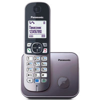 Panasonic KX-TG6811UAM Metallic Grey