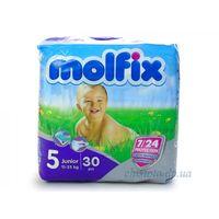 Molfix подгузники Junior 5, 11-25кг. 30 шт