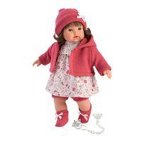 Llorens кукла интерактивная Айсель 33 см