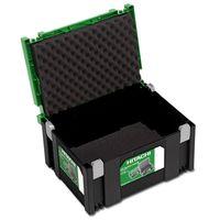 Система штабелируемых коробок хранение HITACHI - HIKOKI, 295 x 395 x 210 мм , тип корпуса 3.