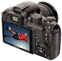 Фотоаппарат цифровой со сменной оптикой Samsung EV-NX 10 ZZBABUA