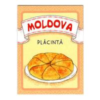 купить Магнит на холодильник - Плацинда в Кишинёве