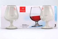 Набор бокалов для коньяка Globo 3шт 250ml