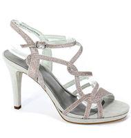 Sandale TAMARIS Gri deschis  1-28001-22 space glam