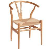 купить Деревянный стул с ротанговым сиденьем 590x550x790 мм в Кишинёве