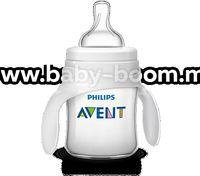 Avent SCF625/02 Тренировочный набор Classic + с бутылочкой, 125 мл 4+мес