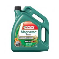 Моторные масла Castrol Magnatec Diesel 5W-40 DPF 5л