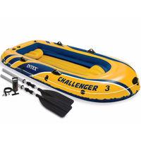 Набор надувная лодка + весла INTEX 68370
