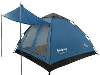 Палатка 3` KingCamp Monza 3 KT3094 (975) CYAN