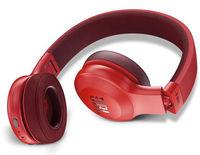 Беспроводные наушники JBL E45BT, Red