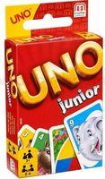 """Hot Wheels 52456 Игра карточная """"UNO"""" для малышей"""