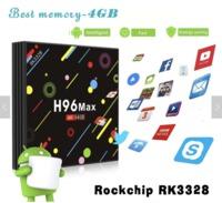 купить H96 MAX. 4 Гб / 64 Гб. Многофункциональная 4K Смарт ТВ приставка. Android 7.1.2 медиаплеер. Все в одном! в Кишинёве