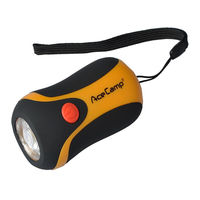 Фонарь ручной AceCamp 0.5W Superbright LED Flashlight, 1032