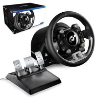 Wheel Marvo GT-016, PC D-input - Rubber - ForceFeedback