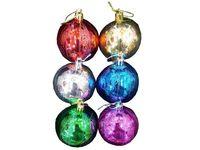 купить Набор шаров 6X60mm разных цветов, в пакете в Кишинёве