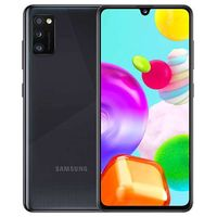 Samsung Galaxy A41 2020 4/64Gb Duos (SM-A415), Black