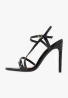 Босоножки EVEN&ODD Чёрный even&odd sandals black