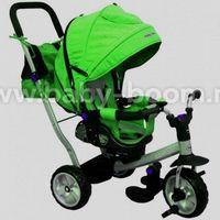 Baby Mix Трицикл Comfort  UR-ET-B51 зелёный