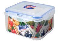 Емкость для хранения продуктов квадрат, 19X19X9cm, пластик