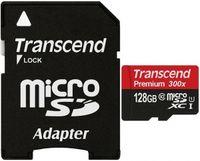 128GB MicroSD Card + SD Adapter