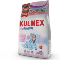 KULMEX - Стиральный порошок - Sensitive - 1,4 Kg. - 15 WL