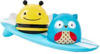 Светящиеся игрушки для ванны Skip Hop Zoo Surfers