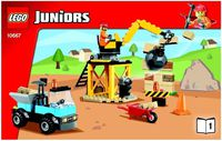 Lego Juniors Construction (10667)