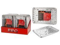 купить Тарелки алюминевые BBQ 4шт, 34X23X2.5cm в Кишинёве