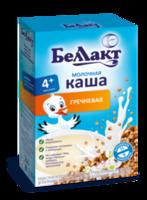 Беллакт каша гречневая молочная, 4+мес. 200г