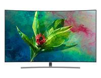 TV QLED Samsung QE55Q8CNAUXUA, Black